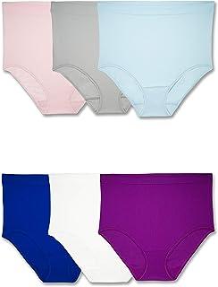 Women's Plus Size Fit Multi Pack Underwear