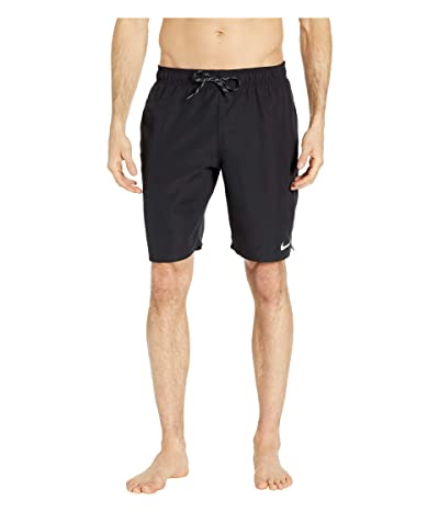 Nike 9 Perforated Diverge Volley Shorts (Black) Men
