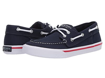 Sperry Kids Bahama (Little Kid/Big Kid) (Navy) Boy