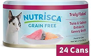 Nutrisca Grain Free Salmon Ounce