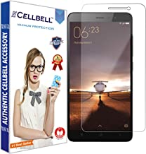 Cellbell CBMBASPGC1326 Tempered Glass Screen Protector for Redmi Note 3 - Bronze Edition (Transparent)-Bronze Edition