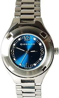GIORDANO 2048-3 Ladies Silver Tone Bracelet Strap Watch