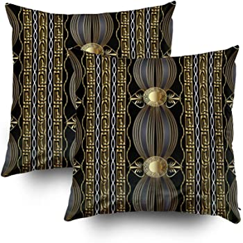 Capsceoll Art Pillow Case, City Pattern