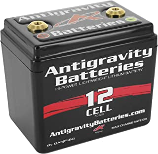 Antigravity Batteries Blk Ag 12 Cell Lithium Battery Ag-1201 New