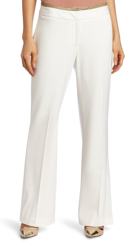 Rafaella Women's Slim Flare Pant