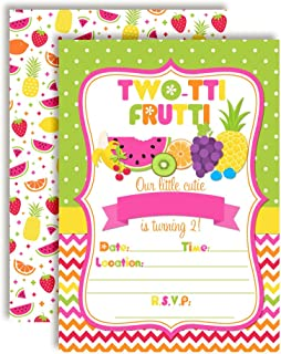 Best 2nd birthday party invitations Reviews