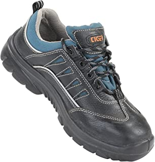 Mallcom Tiglon 3300 Low Ankle Safety Shoes (1 Pair), Size 6