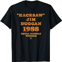 WWE Hacksaw Jim Duggan 1988 Royal Rumble