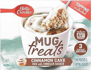 Betty Crocker Mug Treats Cinnamon Cake, 204 gm