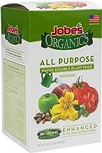 Jobe's Organics 08252 Plant Food Mix with Biozome, 20 oz