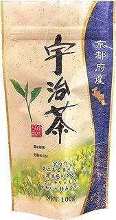 丸善製茶 京都府産 宇治茶 100g リーフ
