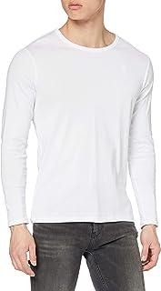 G-STAR RAW Men's Base R T L/S 1-Pack Longsleeve T-Shirt