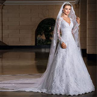03d88102f55 Amazon.fr   robe sirene - Robes de mariage   Vêtements de mariage ...