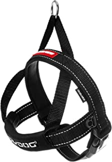 EzyDog Quick Fit Custom Fit Adjustable Dog Harness