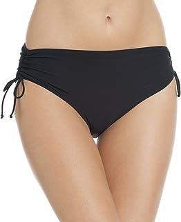 Rosa Faia Women's Bikini-Hose Ive Bottom Bikini Bottoms, Black - Schwarz (Schwarz)