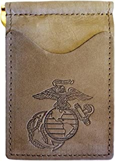Best marine corps money clip wallet Reviews