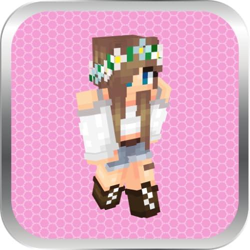 Girls Skins for Minecraft PE