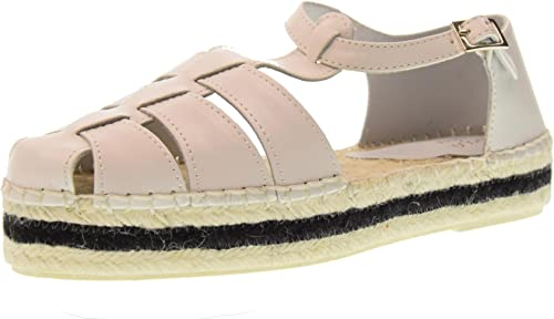 LAGOA JUNIOR Chaussures Chaussures Femme Sandale Fermée Valencia Junior Lurex Rainbow B.N.B. Blanc  vente d'usine en ligne discount