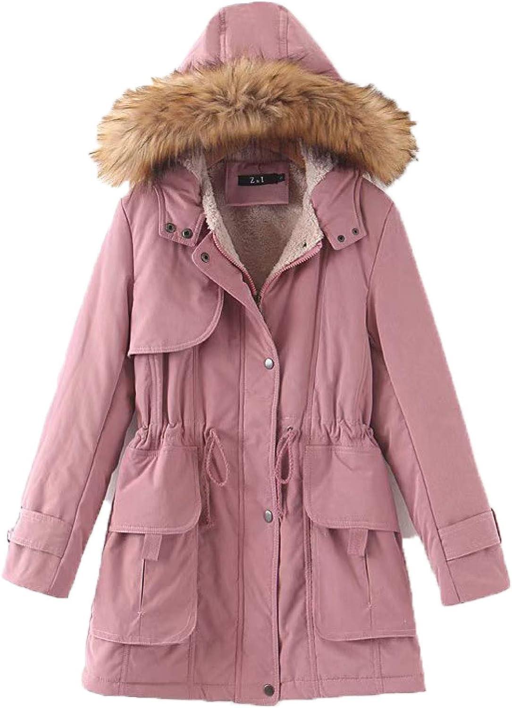 Women's Winter Puffer Jacket Lightweight Puffer Jacket Hooded Down Jacket