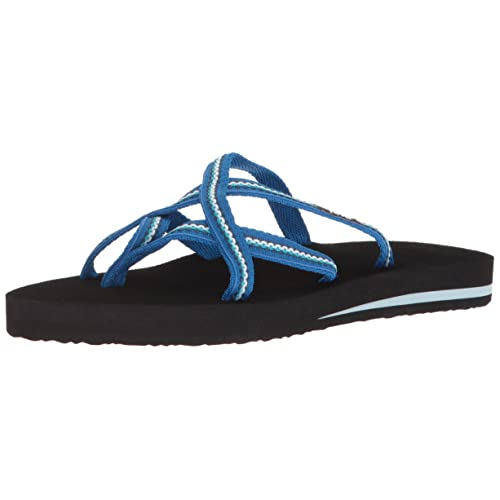 0fb7ce099ad63c Teva Women s Olowahu Set of Two Pairs of Flip-Flops
