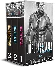 The Unforgettable Series: A Complete Romantic Suspense Collection (3-Book Box Set)