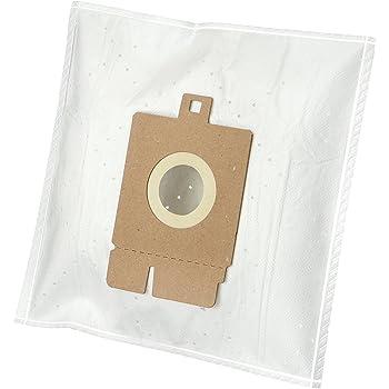 AmazonBasics - Bolsas para aspiradora X11 con control de olor, para AEG, Hoover y Zanussi - Pack de 4: Amazon.es: Hogar