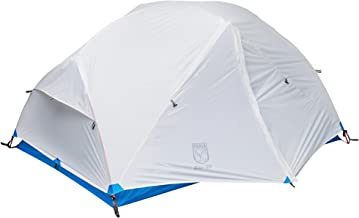 Paria Outdoor Products Zion Lightweight Tent and Footprint - Perfect for Backpacking, Kayaking, Camping and Bikepacking