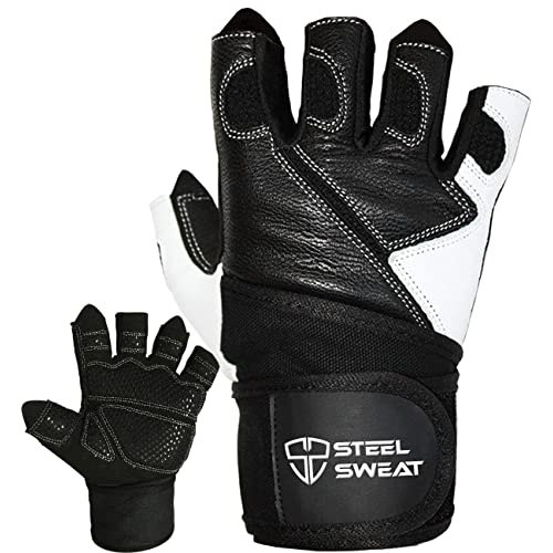Weight Lifting Gloves with Wrist Support: Amazon.com