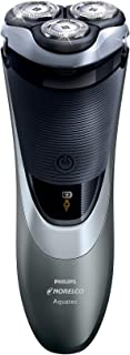 Philips Norelco AT830/41 Shaver 4500, Rechargeable Wet/Dry Electric Shaver, with Pop-up..