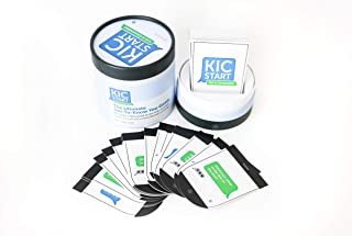 KIC-Start - Kids in Conversation :: Great Parent-Child Relationship Building Conversation Cards - Fun Card Game for Travel, Road Trip and Home