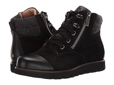 Samuel Hubbard SamSport Lace Boot (Black) Women