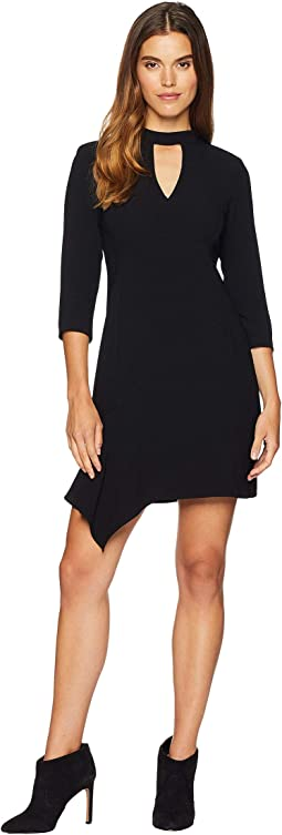Heartthrob Crepe Dress