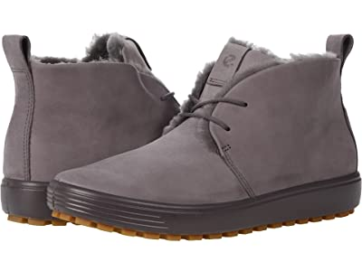 ECCO Soft 7 Tred Shearling Ankle Boot