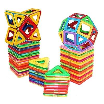 D-tal Magnetic toys Building Blocks Standard se...