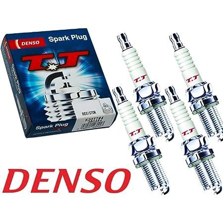 Denso It19 Iridium Tt Itv20tt 4719 Zündkerzen 4 Stück Auto