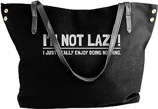 I'm Not Lazy I Just Enjoy Doing Nothing Women Shoulder Bag,shoulder Bag For Women
