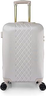 TRACK Luggage Trolley Cabin size 20 inch 2041-20 (1Pc) (Beige)