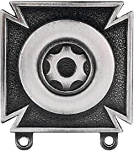 Medals of America US Army Driver and Mechanic Badge Silver Oxide