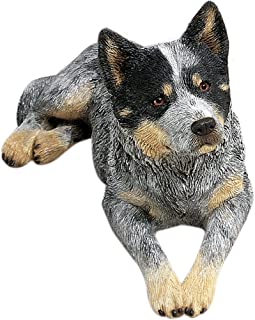 black and brown cattle dog