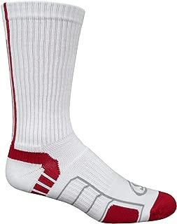 Spalding Full-Cushion Basketball Crew Sock 1 Pair