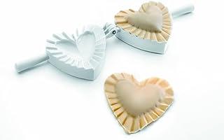Ibili 787500 Moule chaussons en forme coeur