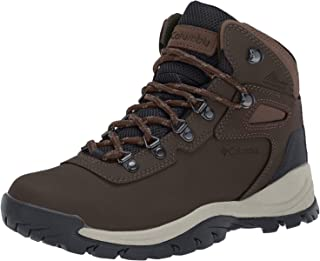 Women's Newton Ridge Plus Waterproof Hiking Boot, Cordovan/Crown Jewel, 8.5