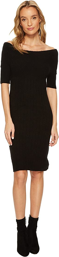 BB Dakota - Porter Off the Shoulder Sweater Dress