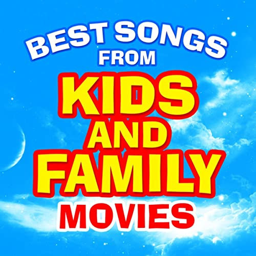 Best Songs from Kids and Family Movies by TMC Movie Starz on