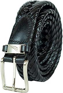 حزام رجالي مجدول من نوتيكا