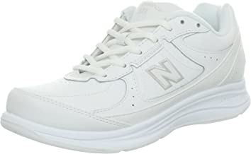 New Balance Womens Ww577 Low Top Lace Up Running Sneaker