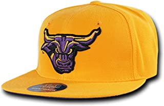 Minnesota State University Mankato Mavericks NCAA Flat Bill Snapback Baseball Cap Hat