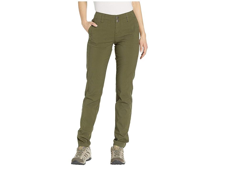Prana Kalinda Pants (Cargo Green) Women