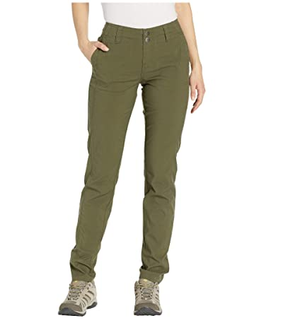 Prana Kalinda Pants (Cargo Green) Women