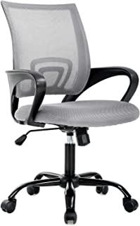 Office Chair Desk Chair Computer Chair Ergonomic Executive Swivel Rolling Chair Desk Task..